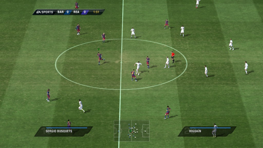 FIFA 11 Screenshot 1
