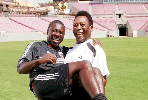 Adu and Pele